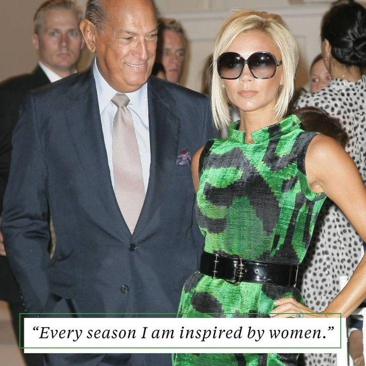 Every season I am inspired by women Picture Quote #1