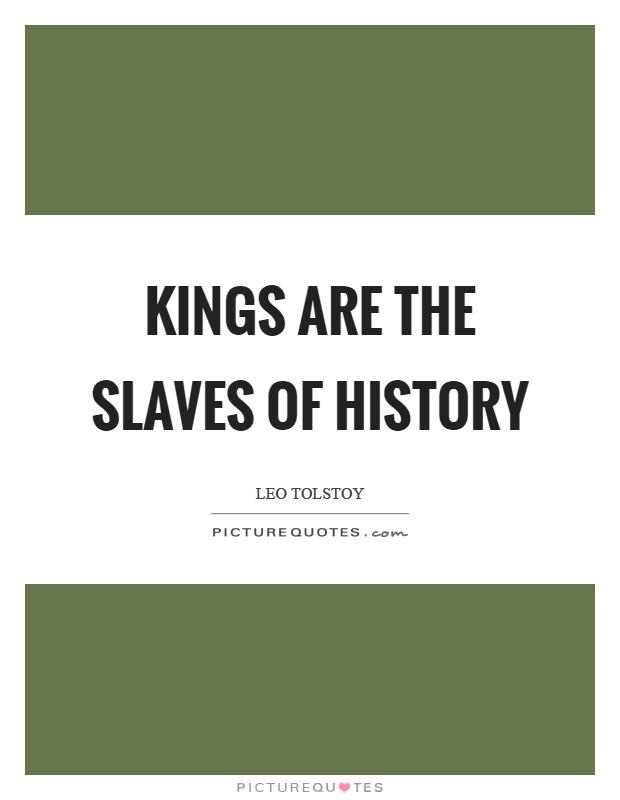 Kings attitude towards slavery essay