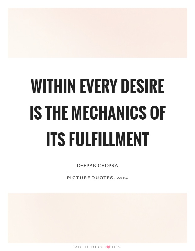 Fulfillment Quotes Gorgeous Fulfillment Quotes & Sayings  Fulfillment Picture Quotes