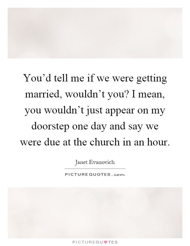 私たちが結婚していたら