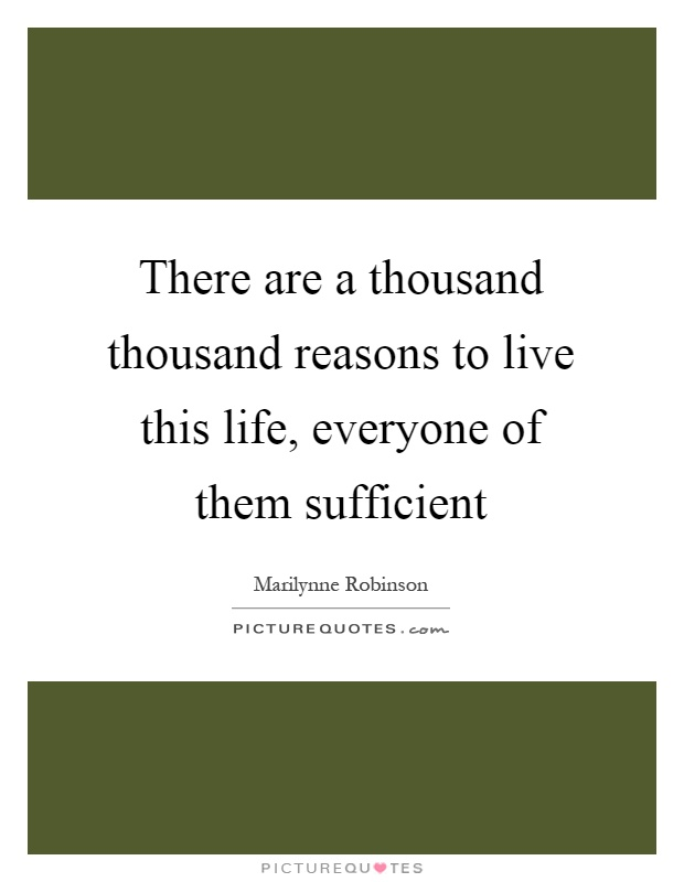 Marilynne Robinson Quotes & Sayings (86 Quotations)