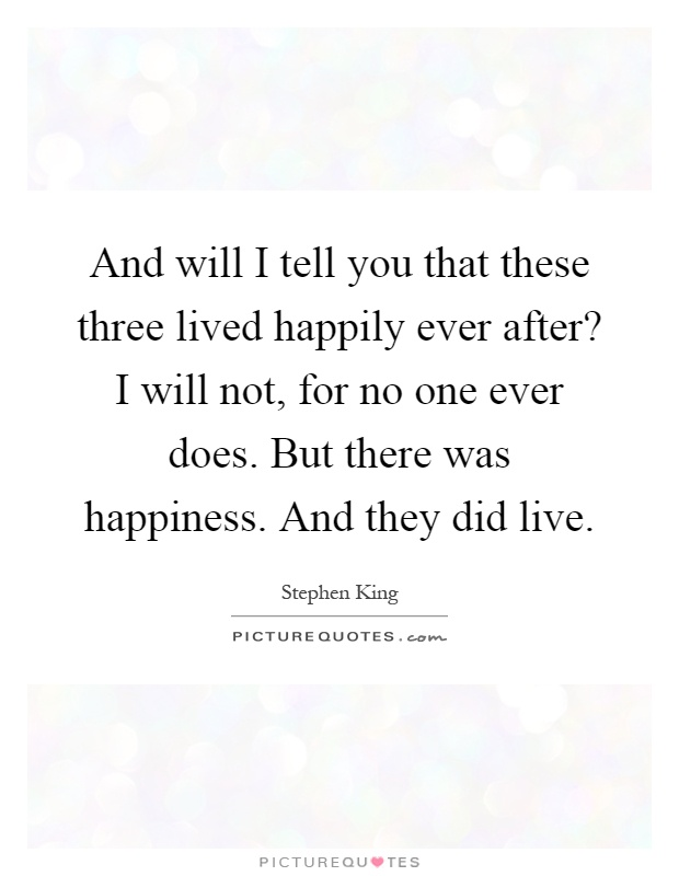 will i ever be happy quotes