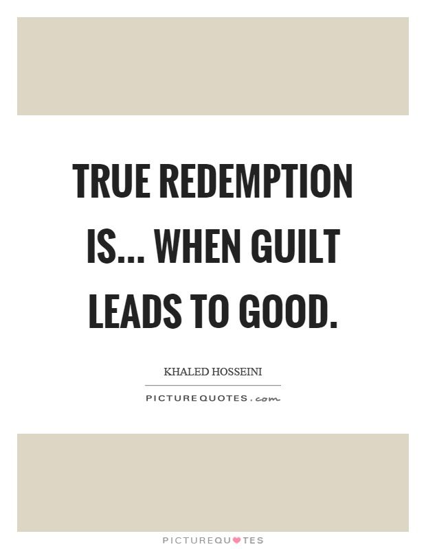 the true redemption of sin comes from suffering Unlike most editing & proofreading services, we edit for everything: grammar, spelling, punctuation, idea flow, sentence structure, & more get started now.