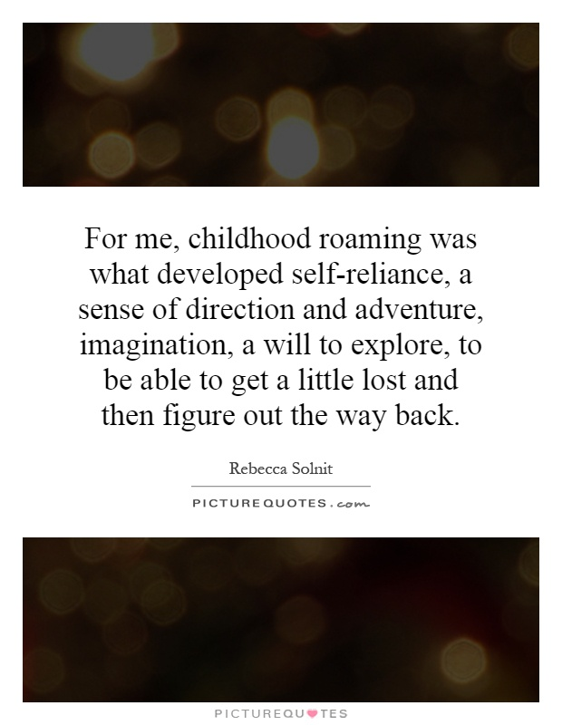Quotes from the essay self reliance