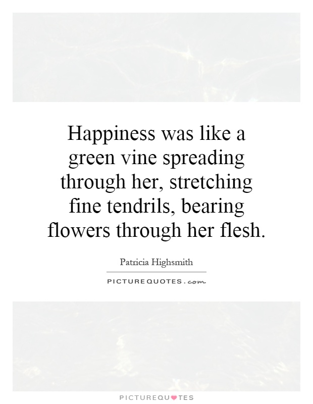 Tendrils Picture Quotes