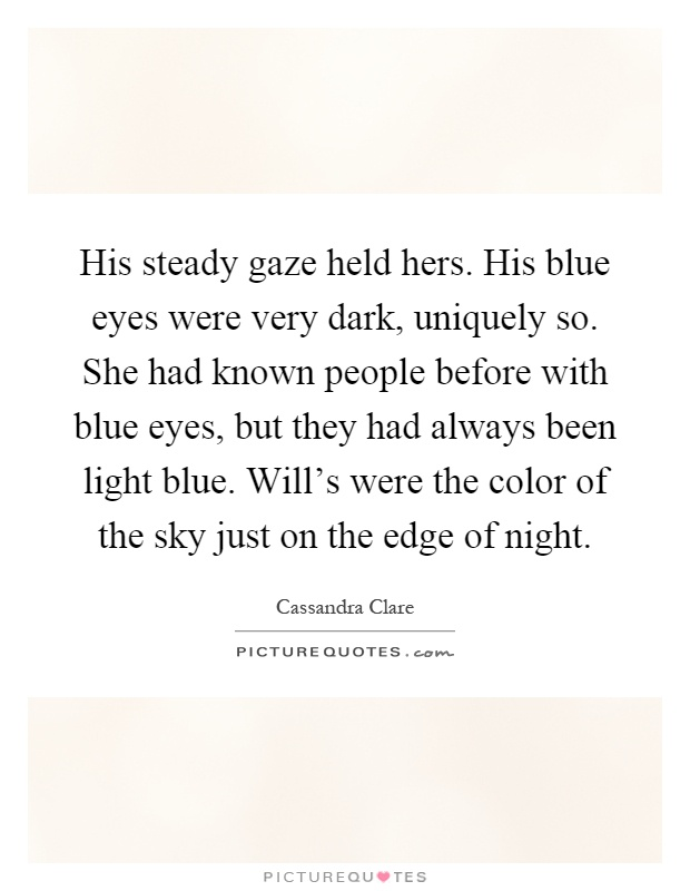 Blue Eyes Quotes | Blue Eyes Sayings | Blue Eyes Picture ...