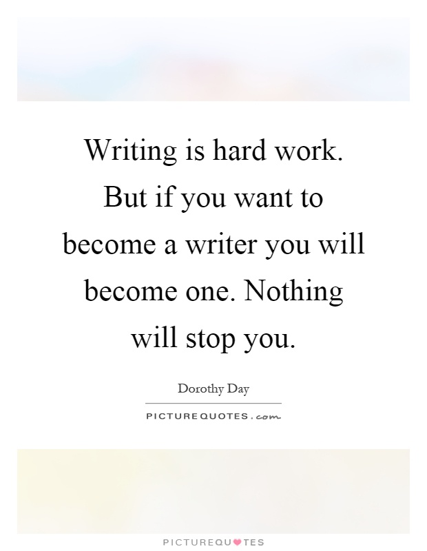 5 Reasons You Should Consider Becoming a Writer