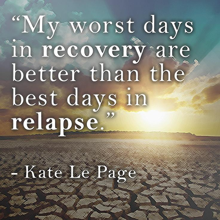 Relapse Quotes | Relapse Sayings | Relapse Picture Quotes