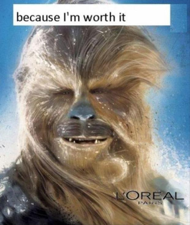 Because I'm worth it! Picture Quote #2