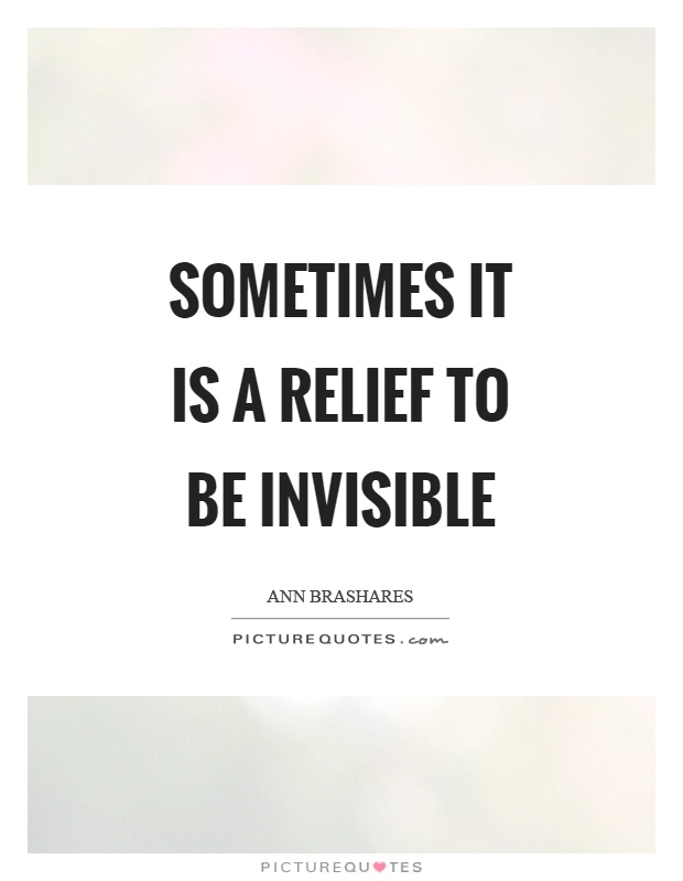 i am invisible quotes - 620×800