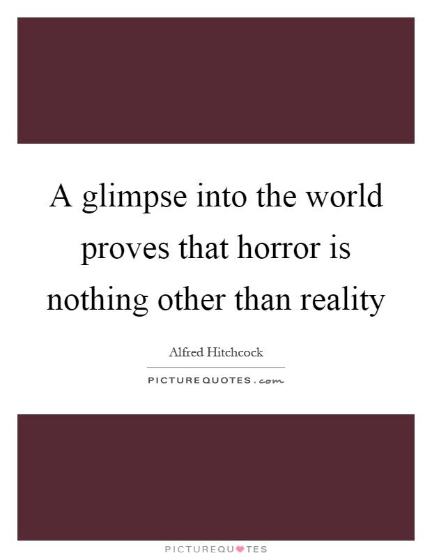 Nihility a glimpse into a world