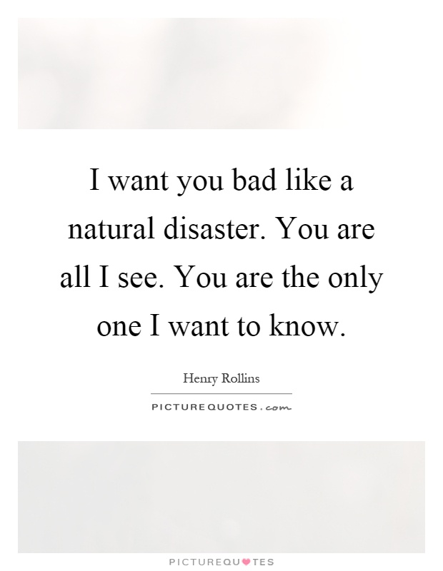 Natural Disaster Quotes Sayings Natural Disaster Picture Quotes