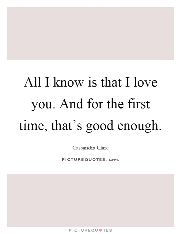 I Love You Enough Quotes : Love You Quotes I Love You Sayings I Love You Picture Quotes ...