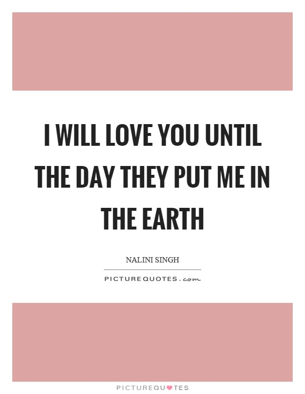 I Love You Until Quotes : Love You Quotes L Love You Sayings L Love You Picture Quotes