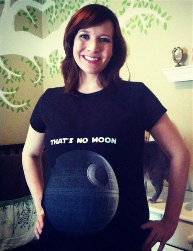 That's no moon Picture Quote #1