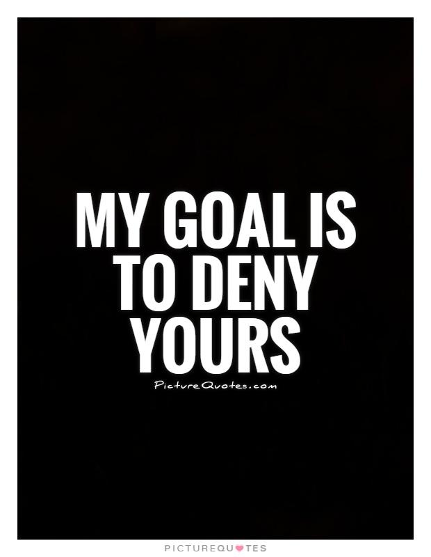 Field Hockey Goalie Sayings
