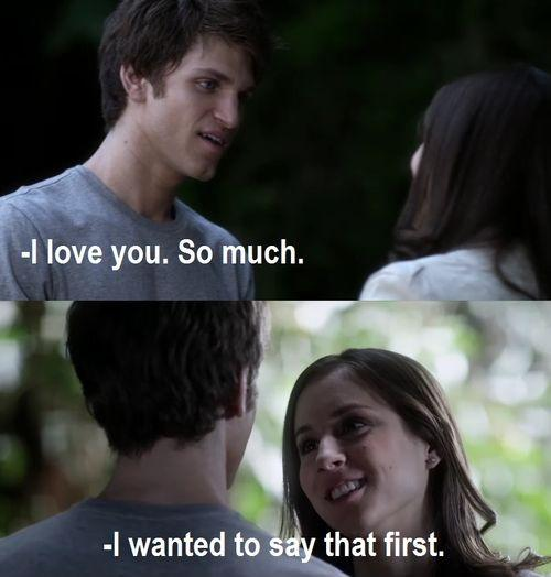 I love you. So much. I wanted to say that first Picture Quote #1