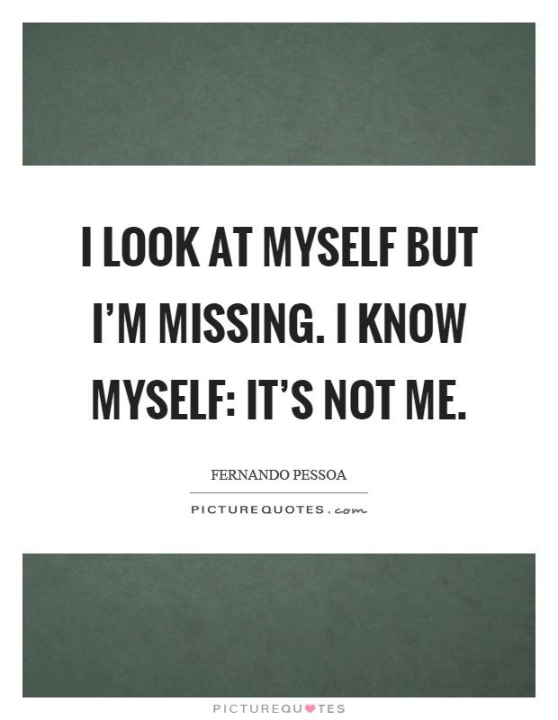 how to know myself test
