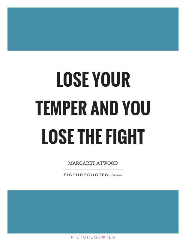 Imgenes De How To Never Lose Your Temper