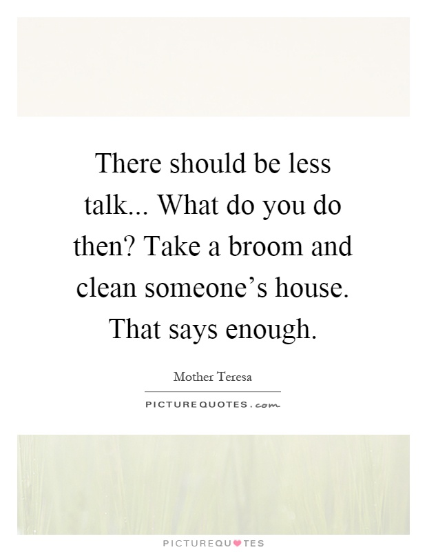 Broom Quotes Sayings Picture