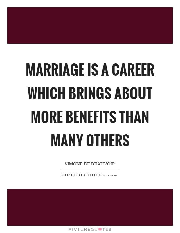 marriage brings health benefits