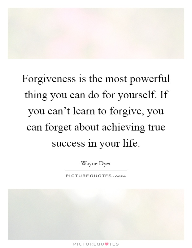 Forgiveness Picture Quotes | Forgiveness Sayings with ...