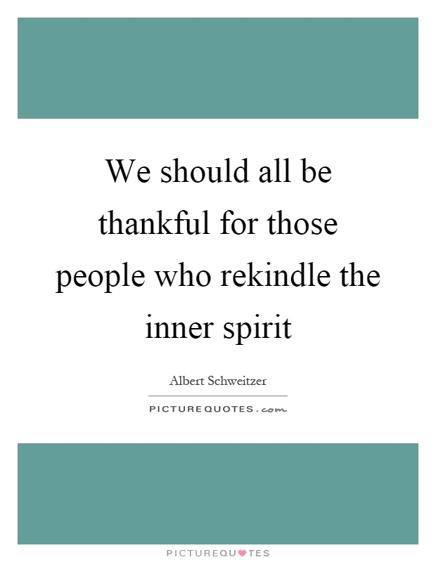 Being Thankful Quotes ...