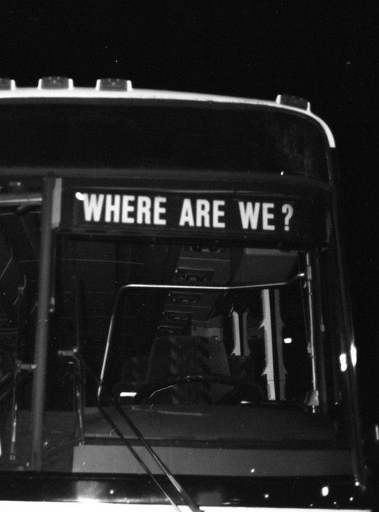 Where are we? Picture Quote #1