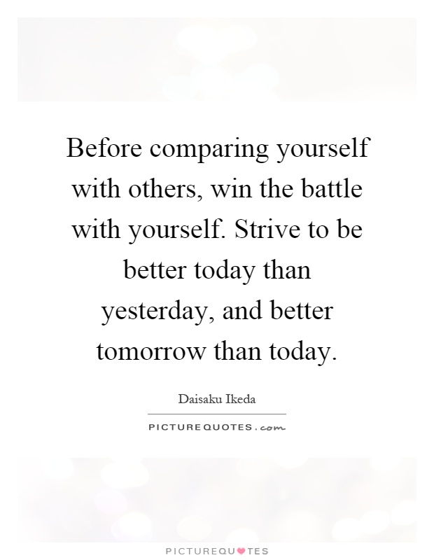 compare yourself today and yourself five As the years pass and you grow older there might be many changes in your life making friends, falling in love, graduating, and many other events could make such changes, and some times could make such a big revolution to your life which could make you completely different person from whom you are.