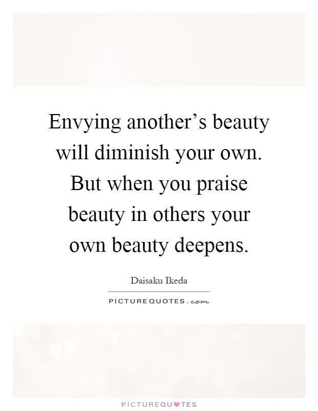 Your Own Beauty Quotes Sayings Your Own Beauty Picture Quotes
