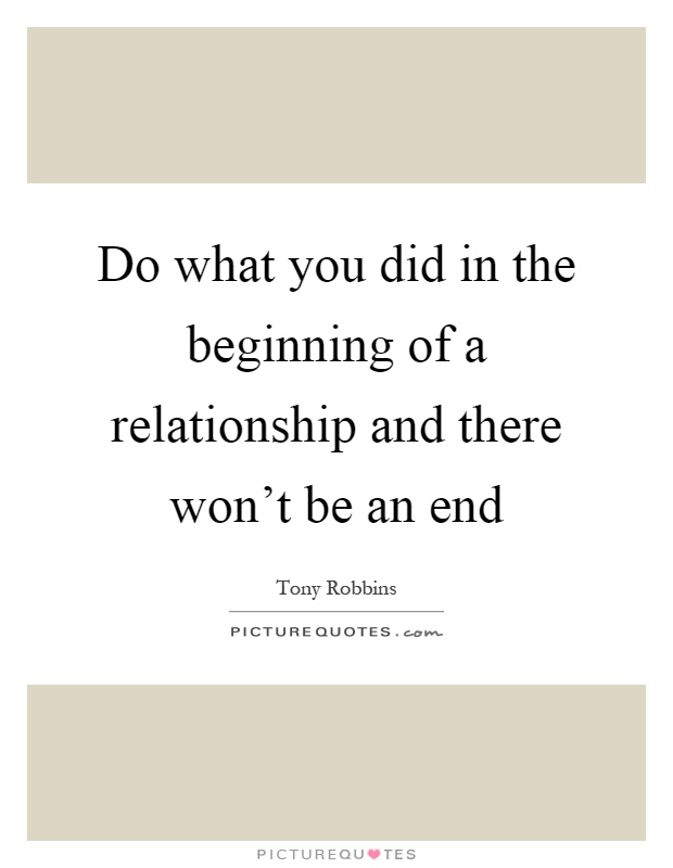 Beginning Relationship Quotes