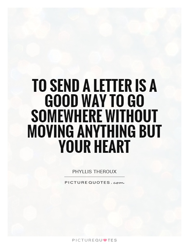 letter quote
