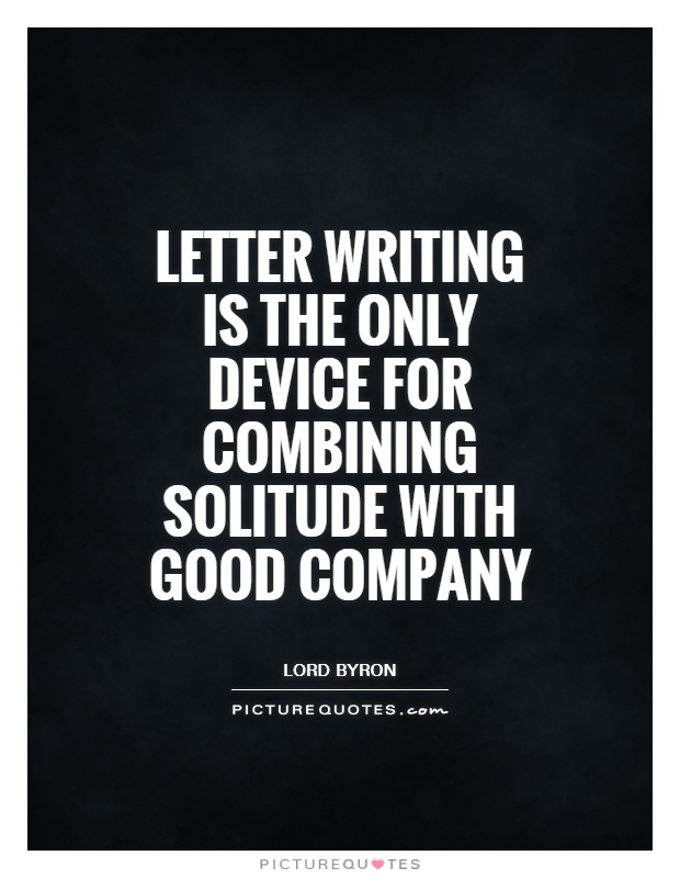 quotes letter