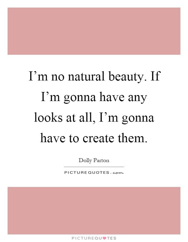 No Makeup Natural Beauty Quotes