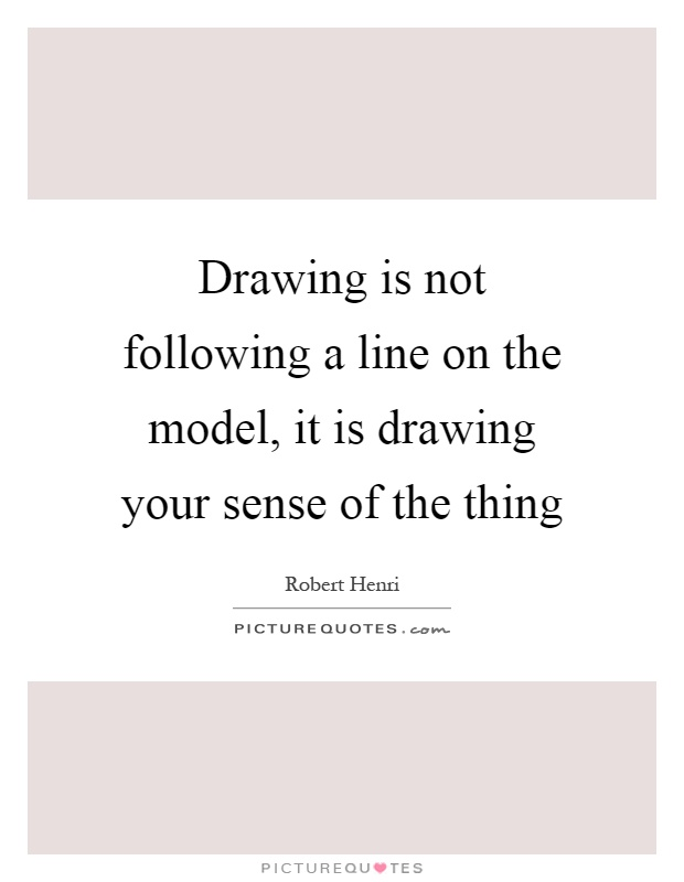 Line Drawing Quotes : Drawing is not following a line on the model it