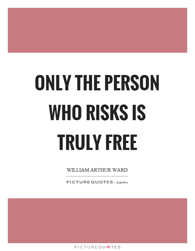 only person risks truely free