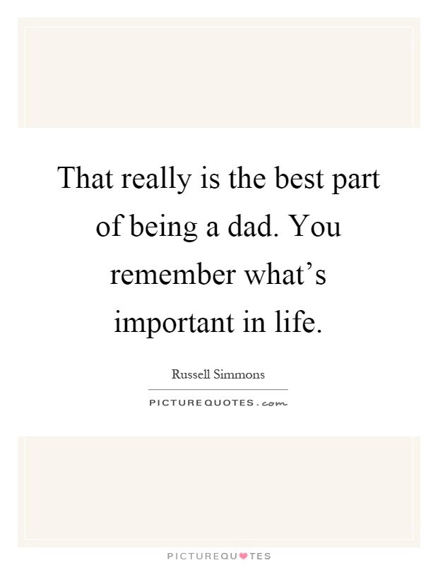 Quotes About Whats Important In Life Endearing Important In Life Quotes & Sayings  Important In Life Picture