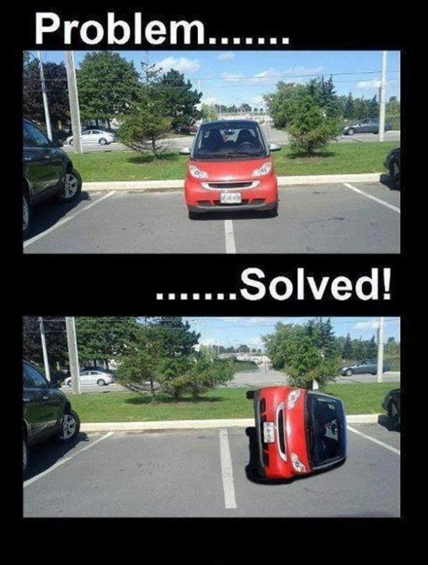 Problem... solved! Picture Quote #1