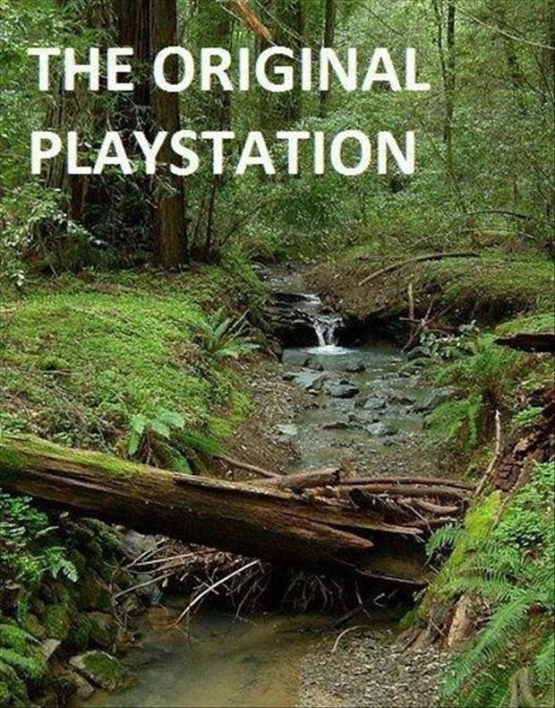 The original Playstation Picture Quote #1