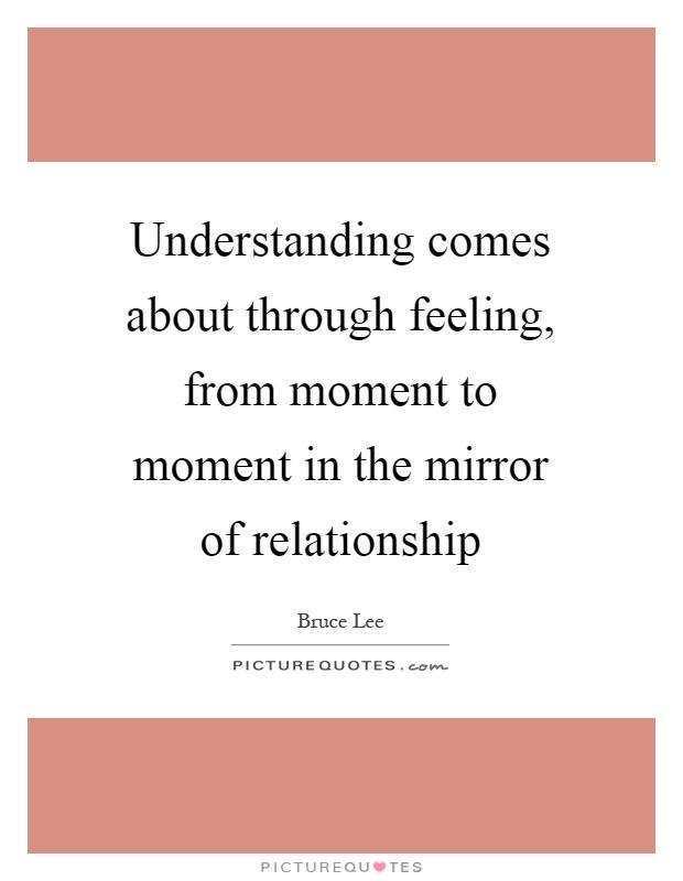 understanding your feelings relationship