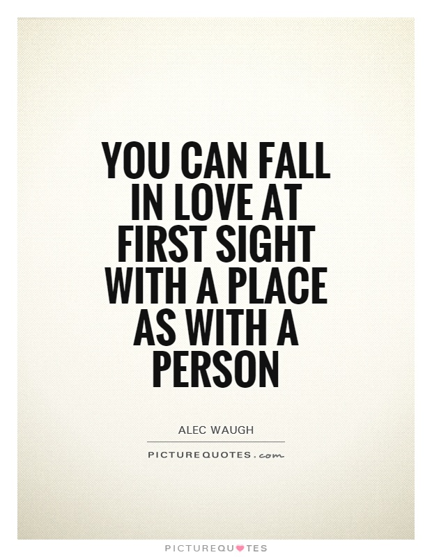In Love Quotes Love At First Sight Quotes Fall In Love Quotes Alec ...