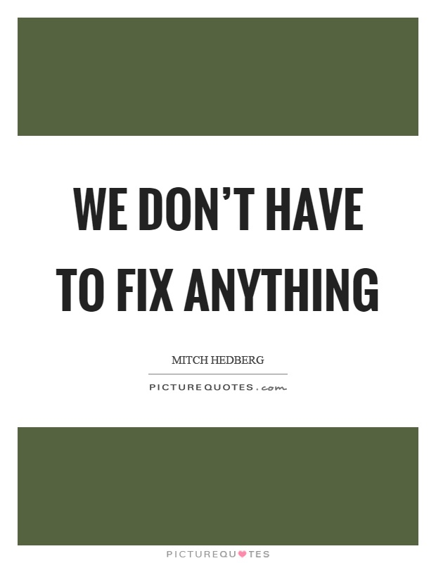 how to fix anything website