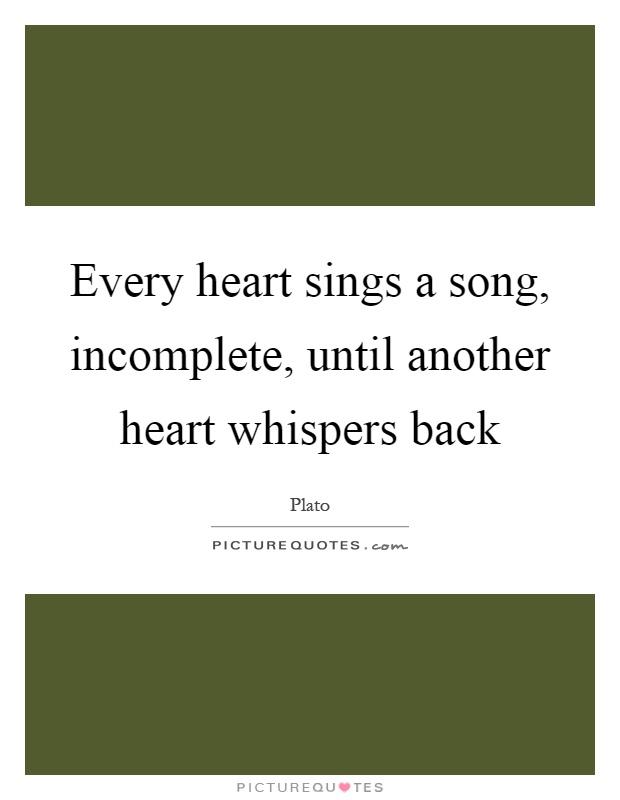 song every sings