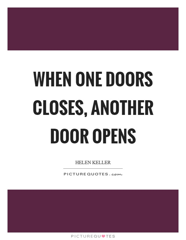 Closes quotes closes sayings closes picture quotes for Door quotation