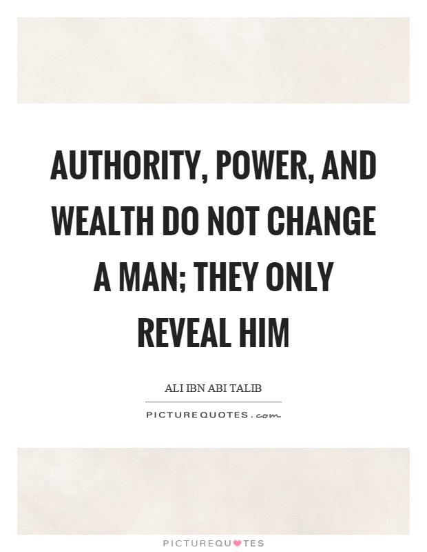 an analysis of power and wealth of mankind What is the origin of inequality among men,  individuals, in  proportion to their power or wealth: a question fit perhaps to be discussed by  slaves in.