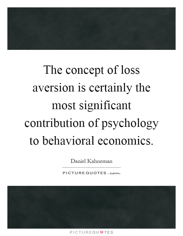 contribution regarding psychology