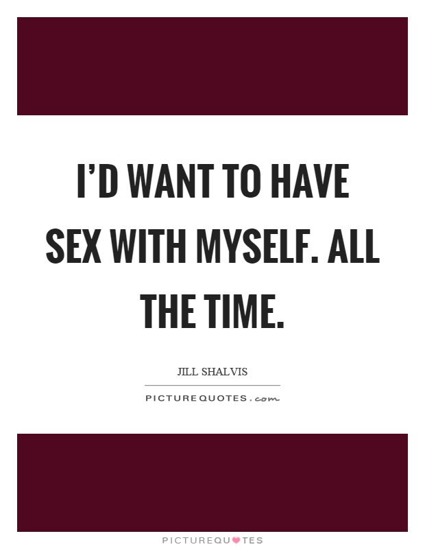 Have Sex With Myself 57