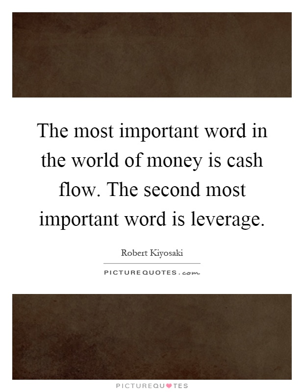 is money the most important aspect 10 reasons why following your passion is more important than money of money can buy time time is our most valuable asset tasks that are not part of your.