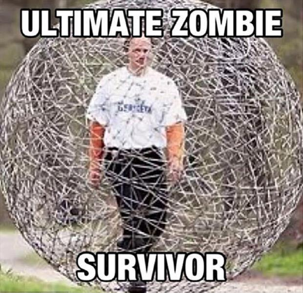 Zombie Picture Quotes