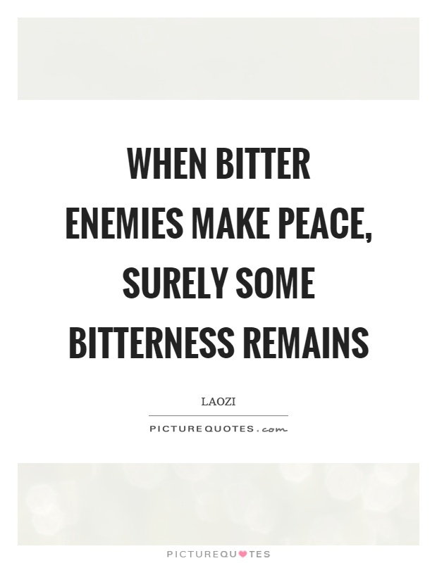 bitter relationship quotes and sayings